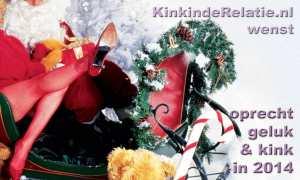KinkindeRelatie.nl wenst oprecht geluk en kink in 2014