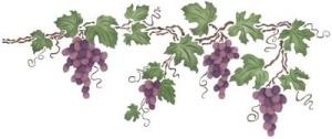 slingerende wijnranken