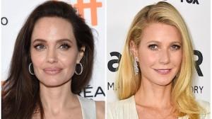 Gwyneth Paltrow & Angelina Jolie